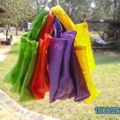 Shade cloth Shopping Bags