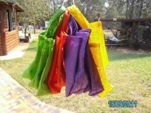 Shade cloth Shopping Bags